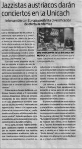 Noticias Chiapas, 20.02.2009